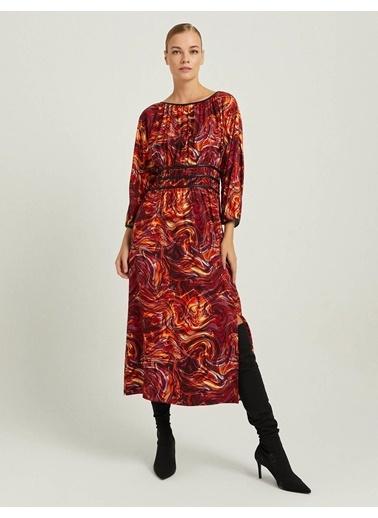 BGN Elbise Kırmızı